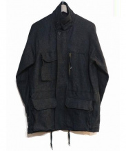 ARPENTEUR(アーペントル)の古着「ウールジャケット」 グレー