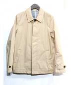 Brooks Brothers(ブルックス ブラザーズ)の古着「ステンカラーコート」 ベージュ