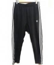 adidas(アディダス)の古着「別注トラックパンツ」 ブラック