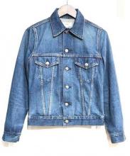 HYKE(ハイク)の古着「type3デニムジャケット」|ブルー