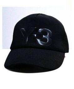 Y-3(ワイスリー)の古着「TRUCKER CAP」|ブラック