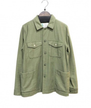 BED&BREAKFAST(ベッドアンドブレックファスト)の古着「Standard Gardening Jacket」|カーキ