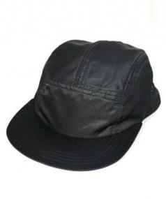 Hender Scheme(エンダースキーマー)の古着「nylon jet cap」|ブラック