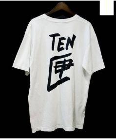 TENBOX(テンボックス)の古着「オーバーサイズTシャツ」|ホワイト