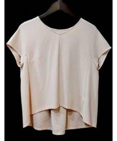 DES PRES(デプレ)の古着「ブラウス」|ピンク
