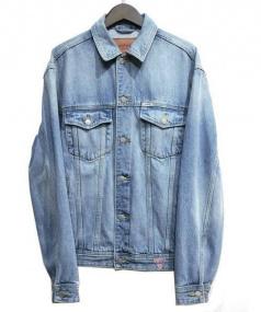 GUESS x A$AP ROCKY(ゲス×エイサップ ロッキー)の古着「デニムジャケット」 インディゴ