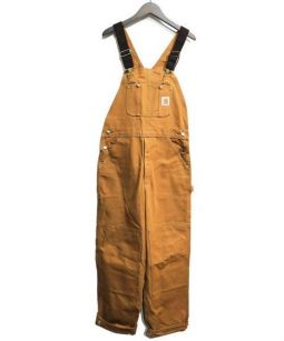 carhartt(カーハート)の古着「オールインワン」|ブラウン