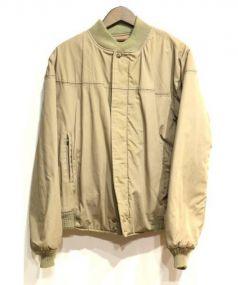 CATALINA(カタリナ)の古着「Varsity Jacket」|ベージュ
