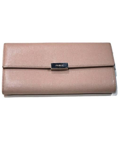 newest 3e156 22492 [中古]FURLA(フルラ)のレディース 服飾小物 長財布