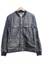 DISCOVERED(ディスカバード)の古着「ブルゾン」|インディゴ