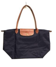 LONGCHAMP(ロンシャン)の古着「ナイロントートバッグ」|パープル