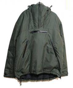 ECOALF(エコアルフ)の古着「ダウンジャケット」|カーキ