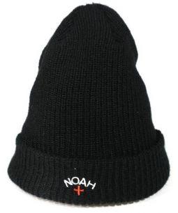 NOAH(ノア)の古着「ニット帽」|ブラック