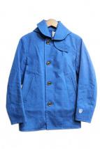 ORCIVAL(オーチバル)の古着「ジャケット」|ブルー