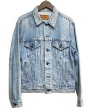 LEVIS(リーバイス)の古着「デニムジャケット」|スカイブルー