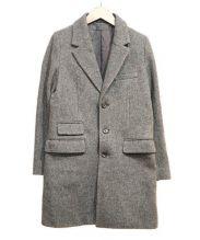 AMERICAN RAG CIE(アメリカンラグシー)の古着「チェスターコート」 グレー