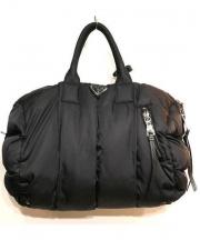 PRADA(プラダ)の古着「2WAYバッグ」 ブラック