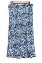 MICHAEL KORS(マイケルコース)の古着「シルクスカート」