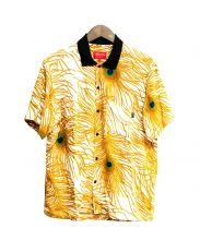 SUPREME(シュプリーム)の古着「Peacock Shirt」|アイボリー