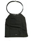 GUCCI(グッチ)の古着「デザインハンドバッグ」|ブラック