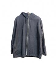 MHL.(エムエイチエル)の古着「PROOFED FINE COTTON PARKA」|ブラック