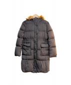 DES PRES(デプレ)の古着「ダウンコート」|ブラック