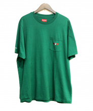 SUPREME(シュプリーム)の古着「Playboy Pocket Tee」|グリーン
