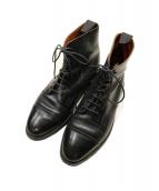 Crockett & Jones(クロケット&ジョーンズ)の古着「ドレスシューズ」|ブラック