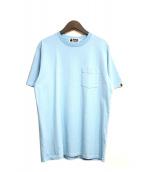 A BATHING APE(ア ベイシング エイプ)の古着「半袖カットソー」