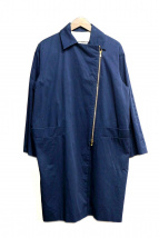 GREED International(グリードインターナショナル)の古着「ジップコート」