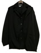 JUNYA WATANABE CDG(ジュンヤワタナベ・コムデギャルソン)の古着「変形ジャケット」|ブラック