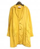 JUN OKAMOTO(ジュンオカモト)の古着「リネンワイドジャケット」