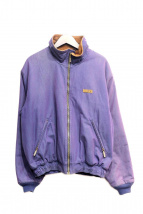 L.L.BEAN(エルエルビーン)の古着「ジップアップジャケット」|パープル