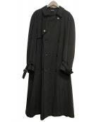 dunhill(ダンヒル)の古着「カシミヤ混ロングコート」