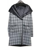 VICKY(ビッキー)の古着「リバーシブルコート」|グレー