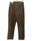 RRL(ダブルアールエル)の古着「デニムパンツ」 ブラウン