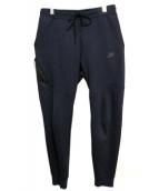NIKE(ナイキ)の古着「テックフリース パンツ」|ネイビー