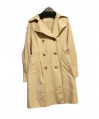22 OCTOBRE(ヴァンドゥーオクトーブル)の古着「トレンチコート」|ベージュ