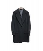 22 OCTOBRE(22オクトーブル)の古着「チェスターコート」|ブラック