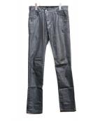 KSUBI(スビ)の古着「デニムパンツ」|ブラック