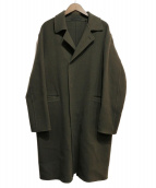 BEAUTY&YOUTH(ビューティアンドユース)の古着「ウールコート」|カーキ
