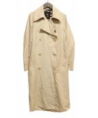 DRAWER(ドゥロワー)の古着「トレンチコート」|ベージュ