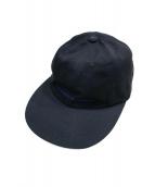 LAD MUSICIAN(ラッドミュージシャン)の古着「キャップ」|ブラック