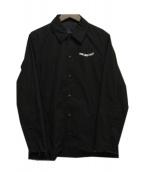 JohnUNDERCOVER(ジョンアンダーカバー)の古着「コーチジャケット」|ブラック