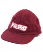 VISVIM(ビズビム)の古着「TOUR CAP」|ボルドー