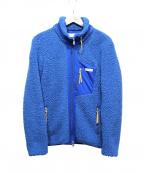 Seagreen(シーグリーン)の古着「ボアジャケット」|ブルー