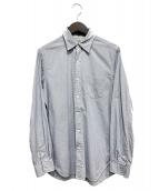 RRL(ダブルアールエル)の古着「マチ付チェックシャツ」|ホワイト