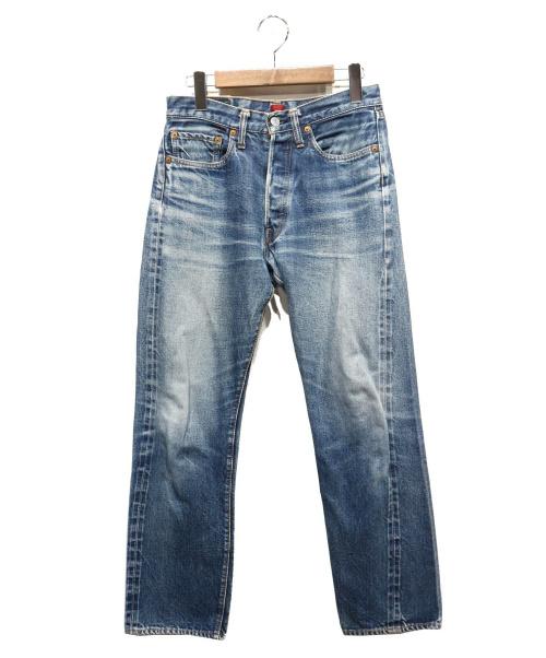 RESOLUTE(リゾルト)RESOLUTE (リゾルト) スリムジーンズ インディゴ サイズ:W30L30 710の古着・服飾アイテム