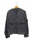 N.HOOLYWOOD × LEE(エヌハリウッド×リー)の古着「ジップジャケット」 グレー