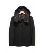 Calvin Klein(カルバンクライン)の古着「ダッフルコート」 グレー